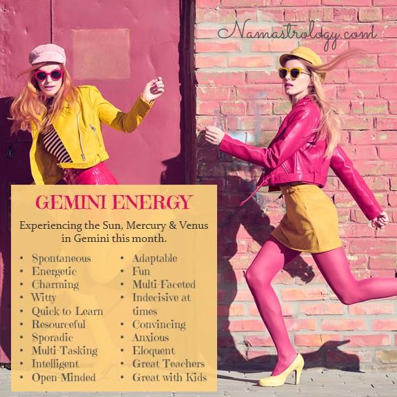 Gemini Vibes